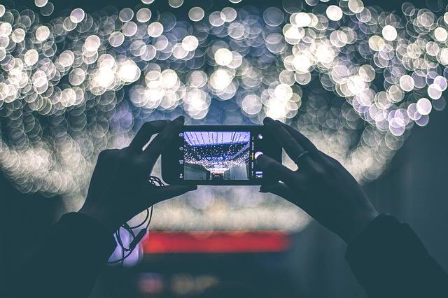 pantalla de móviles