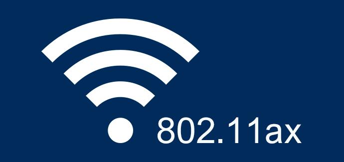 logo wifi 6 11 ax