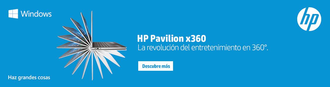 pavilion x360