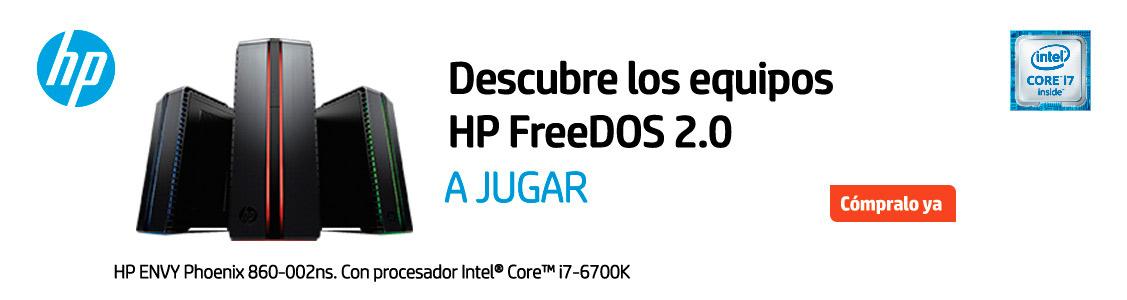 HP FreeDos 2.0