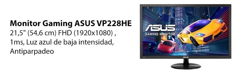 ASUS VP228HE
