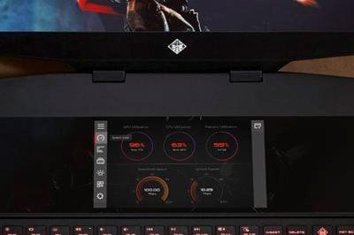 HP Omen X con doble pantalla