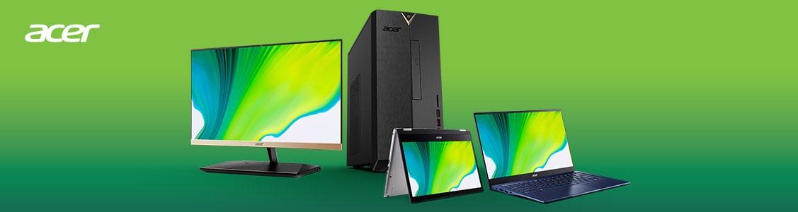 Acer en PcComponentes
