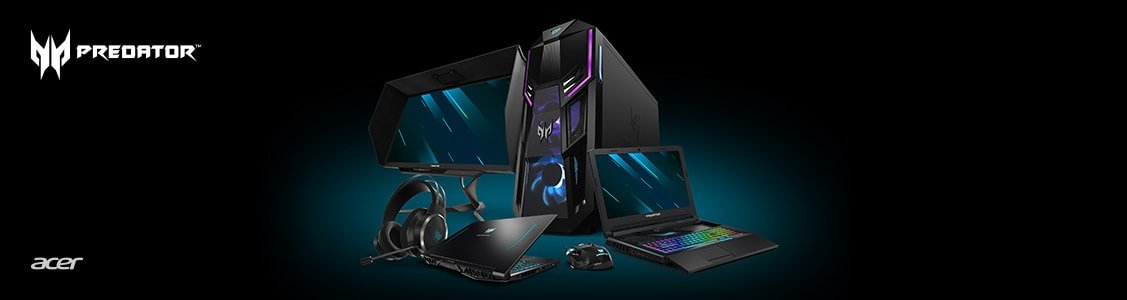Acer Predator, equipos gaming