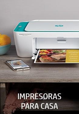 Impresoras HP para el hogar en PcComponentes