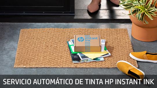 Servicio Instant Ink de HP