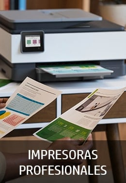 Impresoras HP para el trabajo en PcComponentes