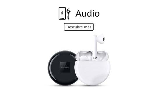 Audio Huawei