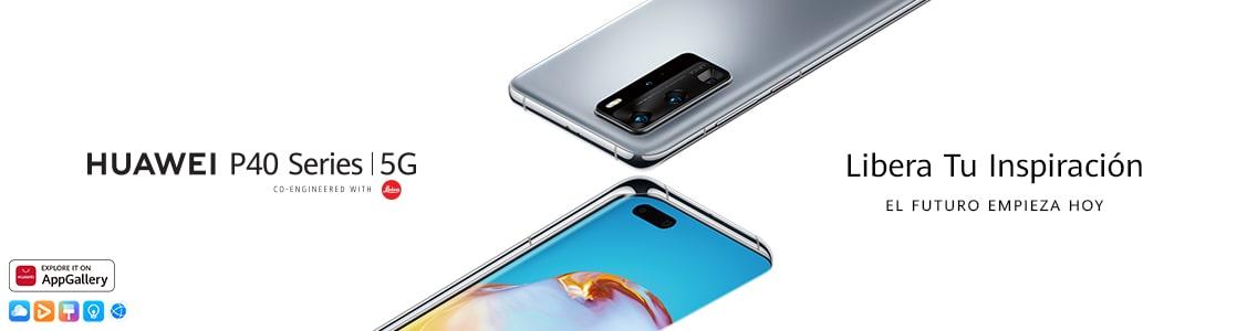 Huawei P40 lite - El futuro empieza hoy