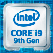 Portátil con procesador Intel Core i9