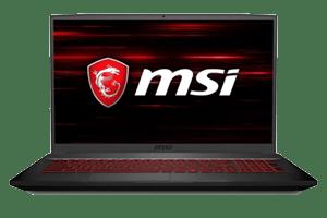MSI GF75 Thin 9SC