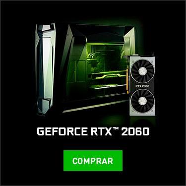 Nvidia GeForce RTX 2060 Sobremesas