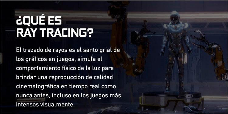 Nvidia Raytracing