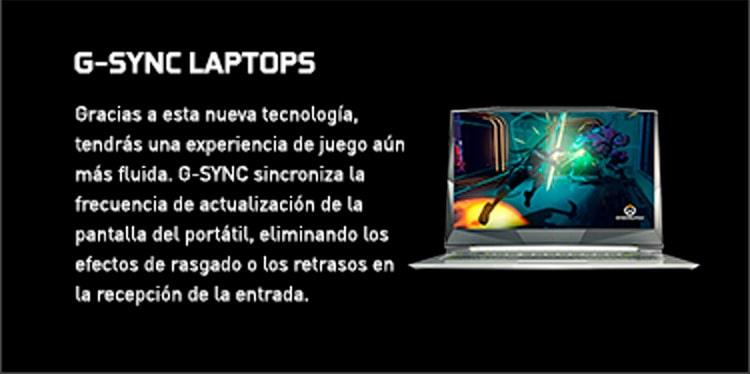 Nvidia GeForce G-Sync Laptops