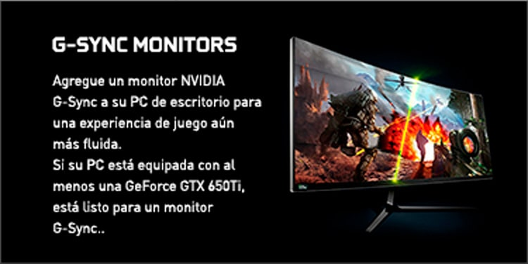 Nvidia G-Sync Monitors