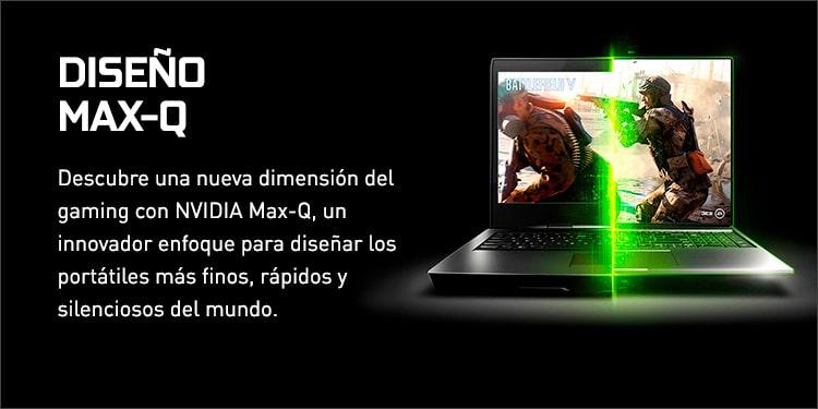 Nvidia MaxQ Design