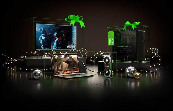 Date un capricho con GeForce RTX