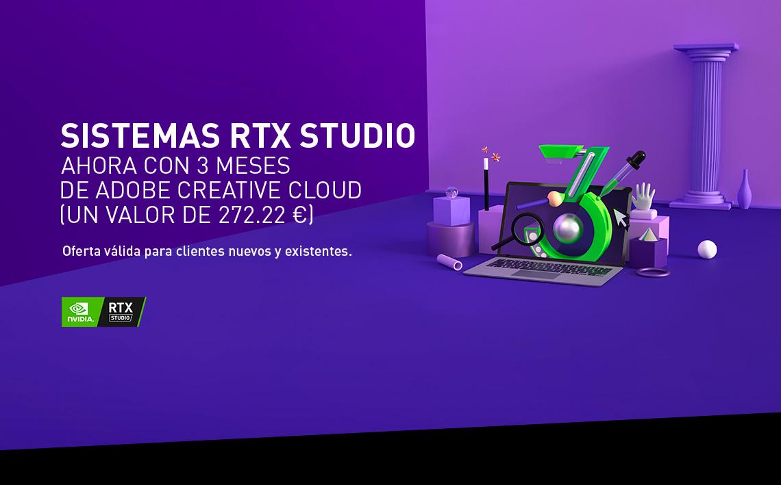 SISTEMAS RTX STUDIO
