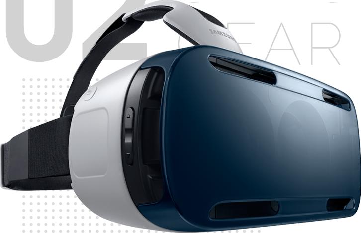 Tecnología Samsung de Realidad Virtual
