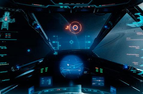 Múltiples juegos hacen uso de visión de Realidad Virtual
