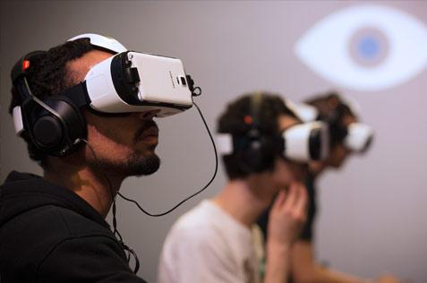 Comparte la realidad virtual
