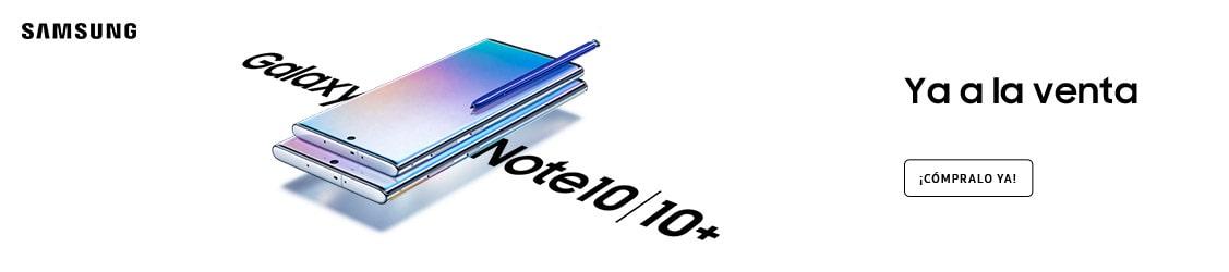 Nuevo Samsung Note 10