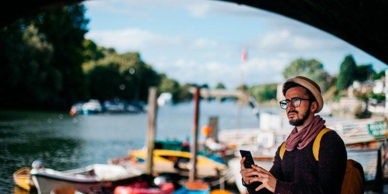Apps de Android para viajar